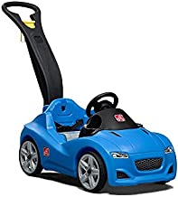 Step2 Whisper Ride Cruiser Push Car, Blue