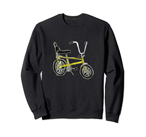 Vintage Lowrider Chopper Fahrrad Sweatshirt