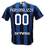 F.C. Inter Maglia Replica Ufficiale Personalizzabile Taglia L Stagione 2019-2020