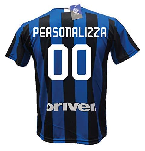 F.C. Inter Maglia Replica Ufficiale Personalizzabile Taglia M Stagione 2019-2020