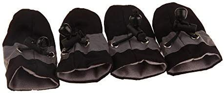 AILOVA 4PCS Dog Shoes Boots Limited price sale Pet Booties New product Footwear To