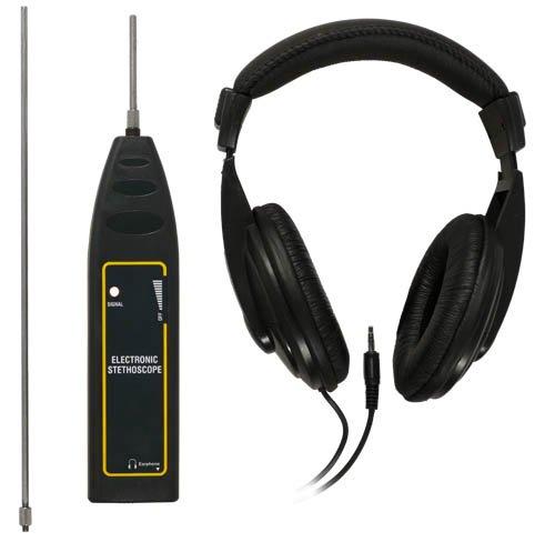 PCE Instruments Stethoskop PCE-S41, Geräuche, Lagerschäden, Kopfhörer