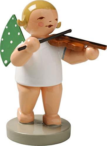 Wendt & Kühn Engel mit Geige Größe 5-6 cm