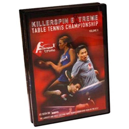 Buy Bargain Killerspin Extreme Table Tennis Championships 2003 Volume 2 DVD