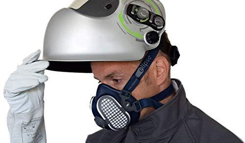 GVS SPR337 Elipse Maske mit P3 Filter gegen Staub und unangenehme Gerüche, S/M