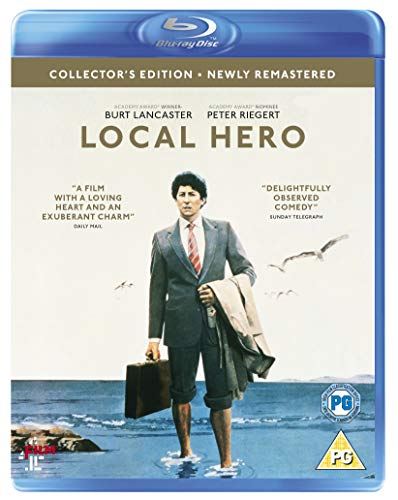 Local Hero: Two-Disc Collector's Edition Blu-Ray [Blu-ray]