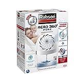 Rubson AERO 360° Pure Absorbeur d'humidité, Assainisseur d'air recommandé par L'AFPRAL*, Déshumidificateur d'air pour pièces de 20 m², inclus 1 recharge neutre de 450 g