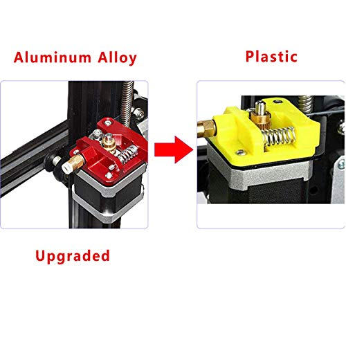 Upgraded replacement aluminum MK8 extruder Drive