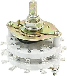 5 Pieces DealMux 7,5 mil/ímetros Rotary Encoder Push Button Switch componentes eletr/ônicos