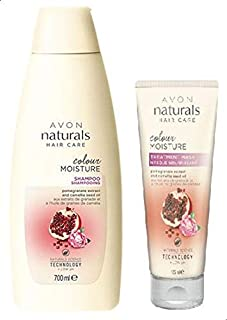 Pomegranate & Camelia (Colour Moisture) Shampoo and Treatment Mask