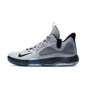 Nike KD Trey 5 VII Basketball Shoes (M7.5/W9.5, Grey/Black)