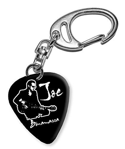 Joe Bonamassa Design 3 Gitarre Plektrum Keyring Schlüsselanhänger BWEG