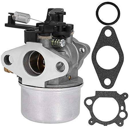 "Carburetor for Briggs /& Stratton 8.75 OHV 190cc For Toro TimeMaster 30/"" Mower"