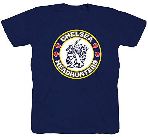 Headhunters London Hooligans blau T-Shirt (L)
