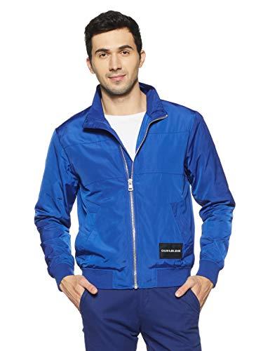 Calvin Klein Jeans Men's Jacket(4AFJS94408_Surf The Web_L)