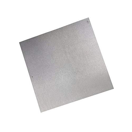 LEISHENT Reines Nickel-Blech NI Metall Dünne Nickelplatte Länge 100 Mm, Breite 200 Mm, Dicke 1 Mm Bis 3 Mm,100x200x1mm