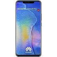 Smartphone Huawei Mate20 Pro de 128 GB / 6 GB con tarjeta SIM sencilla - Azul medianoche (Europa occidental) (enchufe de 2 clavijas)