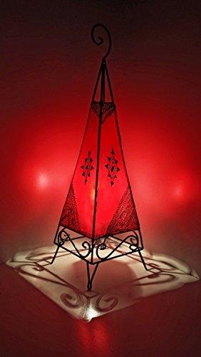 lampada da terra orientale Saharashop - Lampada da terra orientale Henna