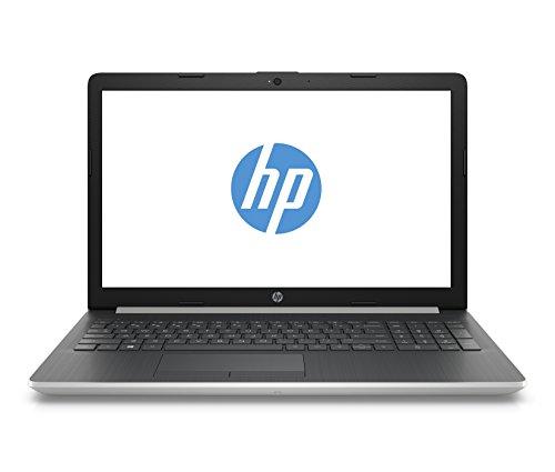 "HP Laptop 15-da1016ns - Ordenador portátil 15.6"" HD (Intel Core i7-8565U, 8GB RAM, 256GB SSD, Nvidia GeForce MX130 2GB, Windows 10) Color Plata - Teclado QWERTY Español"