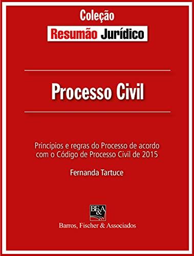 Resumão Jurídico Processo Civil