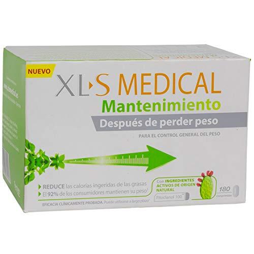 XLS Medical Mantenimiento despues de perder peso - 180 comprimidos