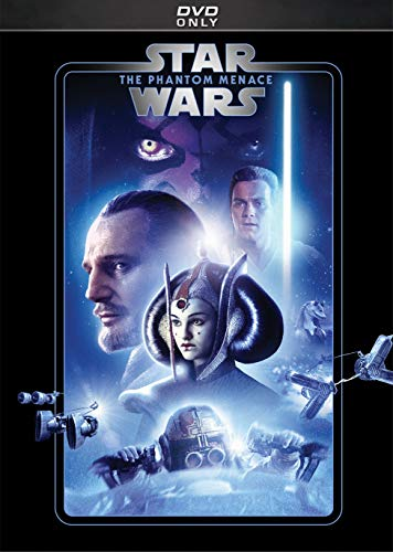 Star Wars: The Phantom Menace [Edizione: Stati Uniti] [Italia] [DVD]