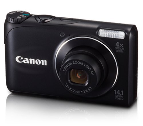 Canon Powershot A2200 14.1 MP Digital...