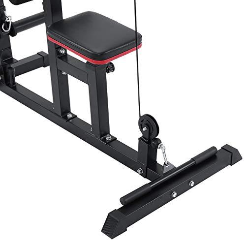 Vin Adjustable Strength Training Dip Station
