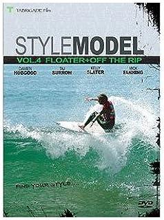 【DVD】スタイルモデルVOL.4フローター+オフザリップ 9827 900032 DVD サーフ用 サーフィンDVD デュークインターナショナル
