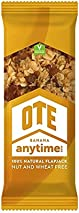 OTE Anytime Bar - Sports Nutrition Energy Snack Bars Designed for Athletes - Box of 16 x 62g
