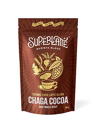 Cosmic Choc Latte Blend - Chaga, Cocoa and Maca Root 200g