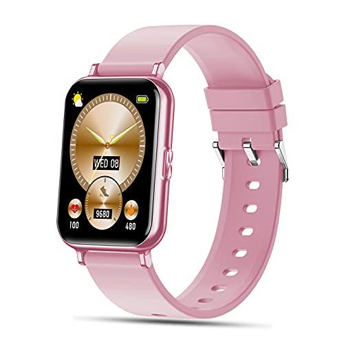 Smartwatch, SEPVER Orologio Fitness Donna Uomo con 1.65' Full Touch, Activity Tracker Impermeabil IP68, Cardiofrequenzimetro da polso, Orologio Sportivo Contapassi Smart Watch per Android iOS