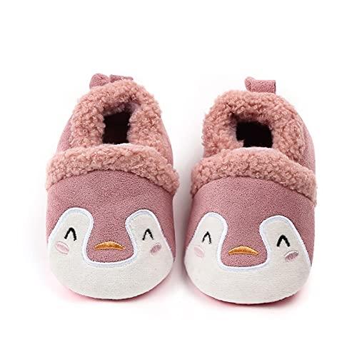 Chaussures de bébé garçon fille qui ne tombent pas facilement mignon mignon chaleur chaude chapeaux de berceau doux chaussures premiers marcheurs ( Baby Age : 7-12month (12CM) , Color : Yellow )