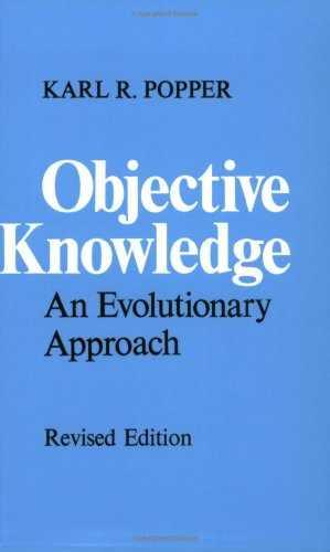Objective Knowledge: An Evolutionary Approach