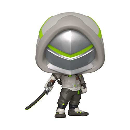 Funko 44223 POP Overwatch-Genji Brier 2 Collectible Figure, Multicolour