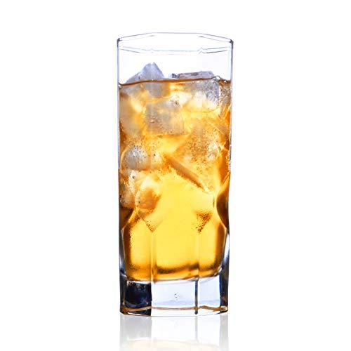 Sektgläser Beiläufig Cube Bierglas 300ml Weinglas Teetasse Glas Tasse Wasser Tasse Milk Cup Haushalt 6x14.5cm Lostgaming