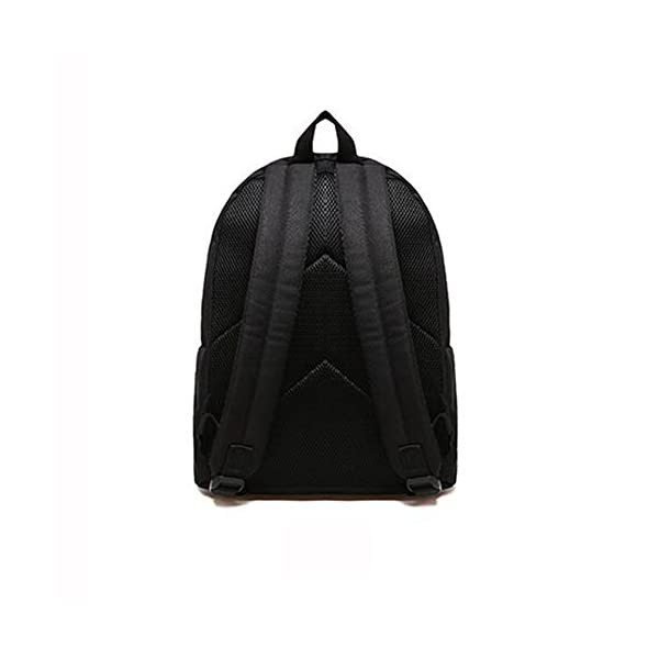 41+WKdupBNL. SS600  - HQ Laptop Bag Mochila Mochila College Wind Travel Bag Printing Ocio Deporte 14 Pulgadas ( Color : Negro )