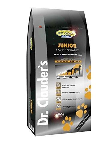 Best Choice Dog Junior Large/Giant Geflügel, 1er Pack (1 x 12.5 kg)