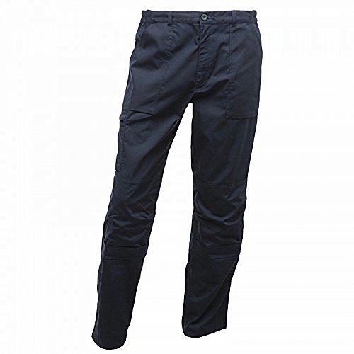 Regatta Herren Arbeitshose / Hose, verschiedene Beinlängen (W46R) (Marineblau)