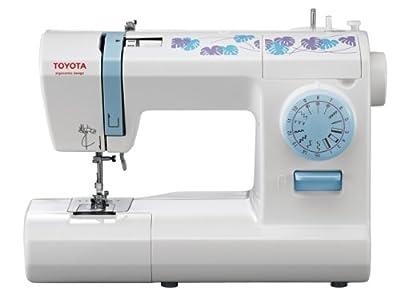 Toyota ECO15CG - Máquina de coser, 65 W, 15 programas