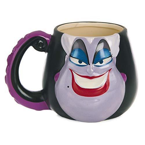 Paladone PP6459DV Ursula Little Mermaid Keramik-Kaffeebecher, offizielles Lizenzprodukt von Disney