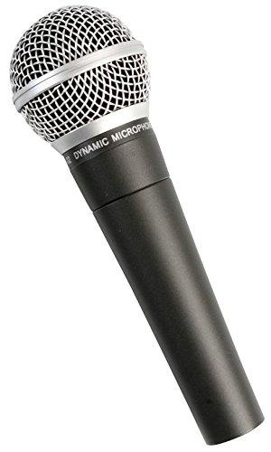 Pulso PM580 Micrófono Vocal dinámico de Mano, hipercardioide