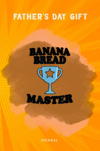 Fathers Day Gift Banana Bread Master Trophy Funny Maker Mom Dad Grandma...