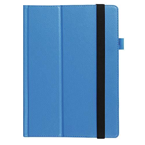 Geeignet für Lenovo MIIX310 Schutzhülle MIIX 310-210 Tablet Computer Ledertasche 10 Zoll Stützhülle-Himmelblau_Lenovo MIIX310