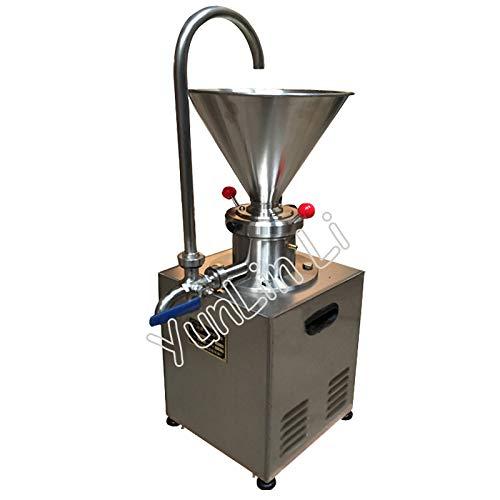SISHUINIANHUA Kommerzielle Erdnusssesambutter Schokolade Bohnen Kolloidmühle Jam Paste Schleifmaschine Machen