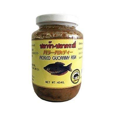 魚の塩漬け Pickled Guoramy Fish 454g パラ−パカディ- グラミ−フィッシュの塩漬け