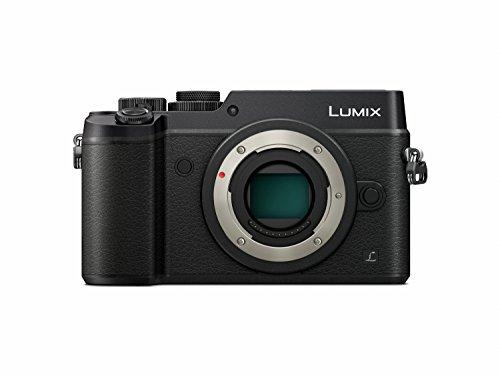 """Panasonic Lumix G DMC-GX8 - Cámara Evil de 20.3 MP (Pantalla de 3"""", Live Mos, 4K, Wi-Fi, Cuerpo MILC), Color Negro"""