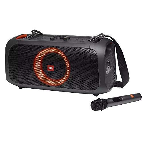 Caixa Speaker JBL PartyBox On The Go Bivolt