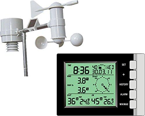 Moonraker WS200 Pro estación meteorológica Solar