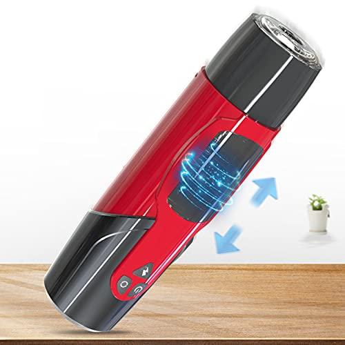 El masajeador doméstico automático multimodo se puede utilizar en interiores y baños.